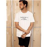 White men's t-shirt ZOOT Original You did not please me - Men's Shirt