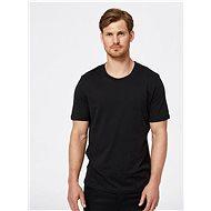 Černé basic tričko Selected Homme The Perfect - Pánské tričko