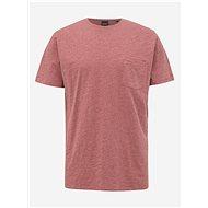 Červené pánské basic tričko ZOOT Brandon - Pánské tričko