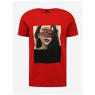 Červené pánské tričko ZOOT Brody - Pánské tričko