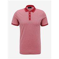 Červené polo tričko Selected Homme Joe - Pánské tričko
