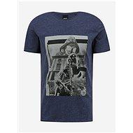 Tmavě modré pánské tričko ZOOT Brody - Pánské tričko