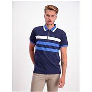 Dark blue polo shirt Lindbergh - Men's Shirt