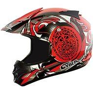 Cyber UX-25 červená XL - Helma na motorku
