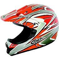 Cyber UX-22 červená XL - Helma na motorku