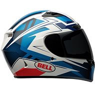 BELL Qualifier DLX Clutch Blue XL - Helma na motorku
