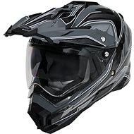 Cyber UX-33 šedo černá S - Helma na motorku