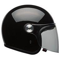 Bell Riot Solid Black M - Helma na motorku