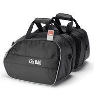 GIVI T443B pár tašek do bočních kufrů V35 - Moto brašna