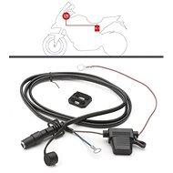 KAPPA 12V drawer for motorcycle handlebars - Motorcycle Power Adapter