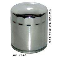 HIFLOFILTRO HF174C (Chrom) - Olejový filtr