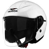 VEMAR VH119 (bílá, vel. L) - Helma na motorku