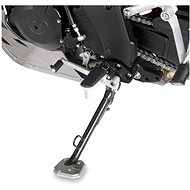 GIVI ES 3101 rozšíření bočního stojánku Suzuki DL 650 V-Strom L2-L6 (11-16) , stříbné hliníkové - Montážní sada