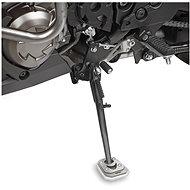 GIVI ES 4105 rozšíření bočního stojánku Kawasaki Versys 1000 (12-16), stříbné hliníkové - Montážní sada