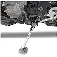 GIVI ES 5113 rozšíření bočního stojánku BMW - R 1200 RT (14-17), stříbné hliníkové - Montážní sada
