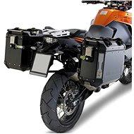 GIVI PL 7700CAM trubkový nosič KTM Adventure 950/990 (03-14) pro hliníkové boční kufry TREKKER OUTBA - Montážní sada