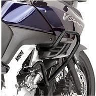 GIVI TN 528 padací rámy Suzuki DL 1000 V-Strom (02-11)/Kawasaki KLV 1000 (04-10), černé - Padací rám