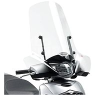 GIVI 307A plexi čiré Honda SH 300i (07-14) - Náhradní díl