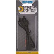 OXFORD prodloužený kabel s očkovými klipy a pojistkou, (konektor SAE, délka kabelu 0,5m) - Příslušenství