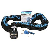OXFORD chain lock for Monster 150cm motorcycle - Motorcycle Lock