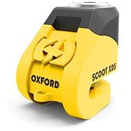 OXFORD Scoot XD5 - žlutý/černý - Zámek na motorku