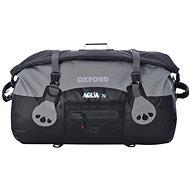 OXFORD vodotěsný vak Aqua70 Roll Bag, (černý/šedý, objem 70l) - Vodotěsný vak