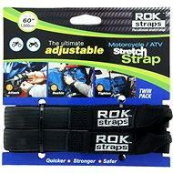 OXFORD straps ROK straps HD adjustable and reinforced, (black, width 25mm, pair) - Accessories