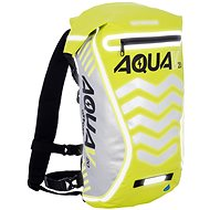 OXFORD vodotěsný batoh Aqua V20 Extreme Visibility, (žlutá fluo/reflexní prvky, objem 20l) - Moto batoh