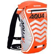 OXFORD vodotěsný batoh Aqua V20 Extreme Visibility, (oranžová fluo/reflexní prvky), objem 20l - Moto batoh