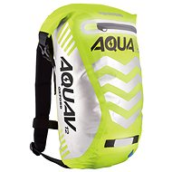 OXFORD vodotěsný batoh Aqua V12 Extreme Visibility, (žlutá fluo/reflexní prvky), objem 12l - Moto batoh