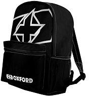 OXFORD batoh X-Rider, (černý/reflexní, objem 15l) - Moto batoh