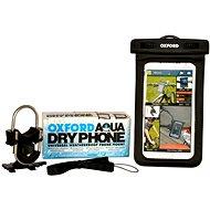 OXFORD voděodolný kryt na telefony Aqua Dry Phone, (verze s kotvením na řídítka) - Příslušenství