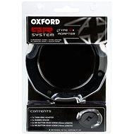 OXFORD adaptér pro upevnění tankbagů s rychloupínacím systémem, (víčka Honda) - Montážní sada