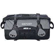 OXFORD vodotěsný vak Aqua50 Roll Bag, (černý/šedý, objem 50l) - Vodotěsný vak