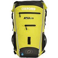 OXFORD vodotěsný batoh Aqua25R, (černá/fluo, objem 25l) - Moto batoh