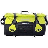 OXFORD vodotěsný vak Aqua50 Roll Bag, (černý/fluo, objem 50l) - Vodotěsný vak