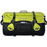 OXFORD vodotěsný vak Aqua70 Roll Bag, (černý/fluo, objem 70l) - Příslušenství