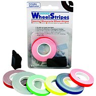 OXFORD rim strips incl. applicator, (green fluorescent, thickness 7mm) - Stripes for rims