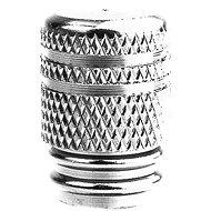 OXFORD kovové čepičky ventilků, (stříbrné) - Čepičky na ventilky