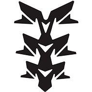 OXFORD protektor nádrže Gel Spine Invader, (černý) - Tankpad