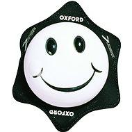 OXFORD slidery Smiley, (bílé, pár) - Slidery na kolena