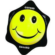 OXFORD slidery Smiley, (žluté, pár) - Slidery na kolena