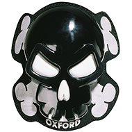OXFORD slidery Skull, (černé, pár) - Slidery na kolena