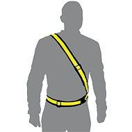 OXFORD reflexní pás ramenní, (žlutá fluo, vel. M) - Reflexní prvek