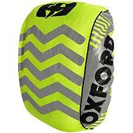 OXFORD reflexní obal/pláštěnka batohu Bright Cover, žlutá fluo/reflexní prvky - Pláštěnka