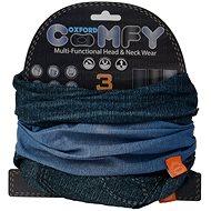 OXFORD nákrčníky Comfy Jeans, (sada 3ks) - Nákrčník