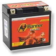 Banner Bike Bull GEL 50621, GT7-3 (YTZ7S), 12V - 6Ah - motobaterie