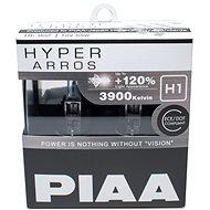 PIAA Hyper Arros 3900K H1 - o 120 procent vyšší svítivost, zvýšený jas - Autožárovka