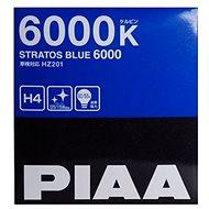 PIAA Stratos Blue 6000K H4 - studené bílé světlo s xenonovým efektem - Autožárovka