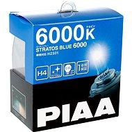 PIAA Stratos Blue 6000K H4 2ks - Autožárovka